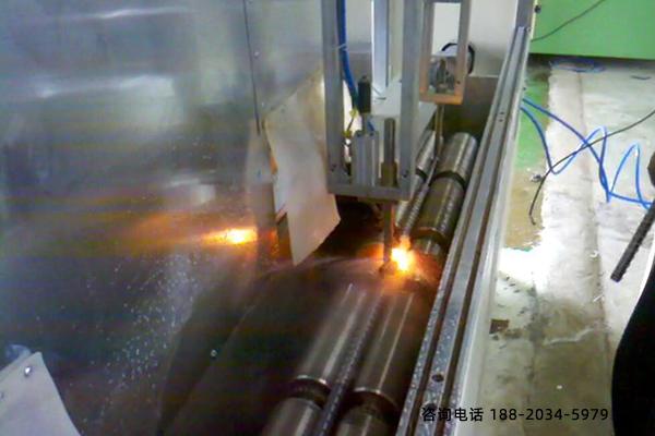 铜管退火设备-自动控制系统