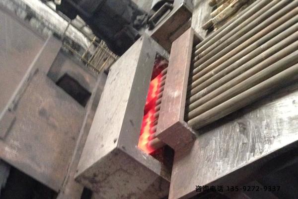 工具锻造加热炉-加热氧化脱炭少