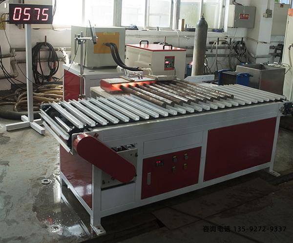 感应锻造炉-PLC自动化操纵