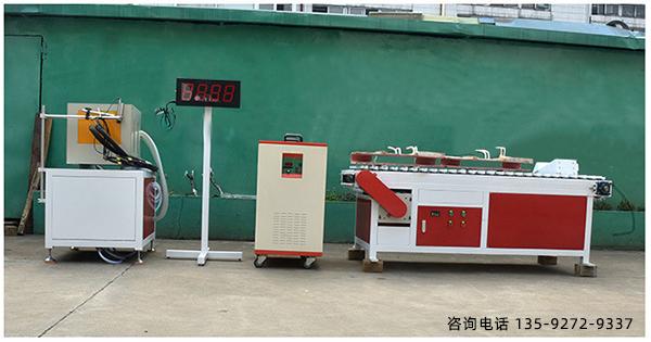 感应加热成套设备-专为流水线生产而设计
