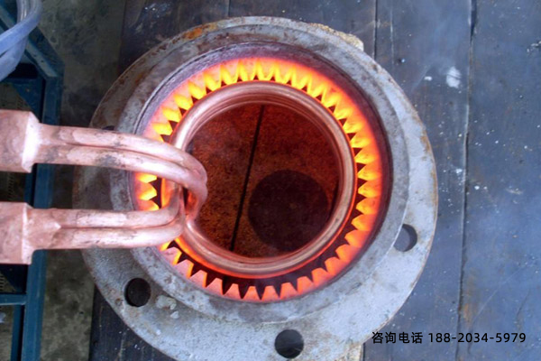 链轮高频淬火设备-致力传动齿轮、链轮淬火