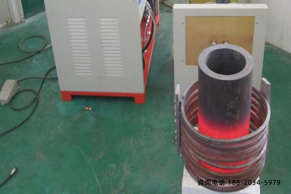 中频感应加热-体积小重量较轻高效率