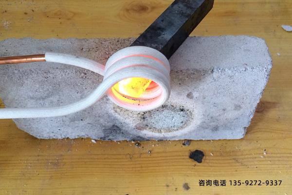 高频焊机原理-涡流加温到焊接�囟�