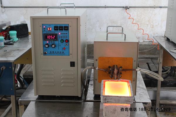 高频感应加热设备-用PLC过程控制系统