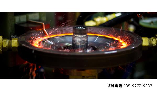内孔高频淬火机-淬火同步冷却保证效果