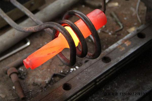 小型高频淬火机-工业金属零件感应淬火
