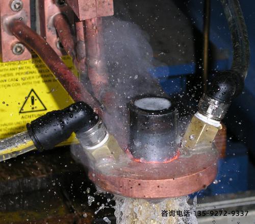 卧式数控淬火机床-自动化流水线发展趋向强