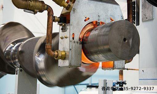 双频淬火机床-热处理过程控制系统