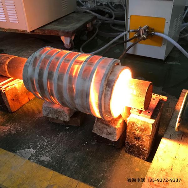 高频加热-金属复合材料小物块采用功率