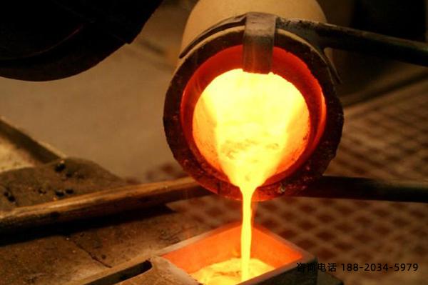 高频感应熔炼-具有热危害小、融合性强的特