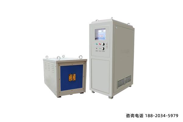 超音频感应加热电源具有升温效率高、加热快速、预见性好