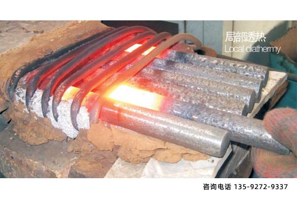 感应加热热处理-在世界各国获得广泛的运用