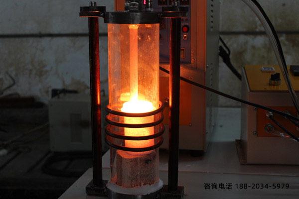 真空感应炉-对电源要求规定比较高