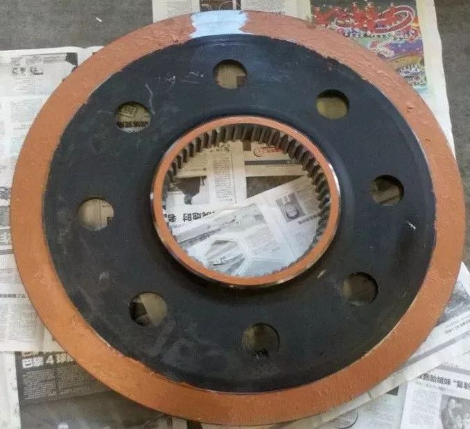 离子渗氮工艺改变齿轮传动件高频淬火变形裂纹问题
