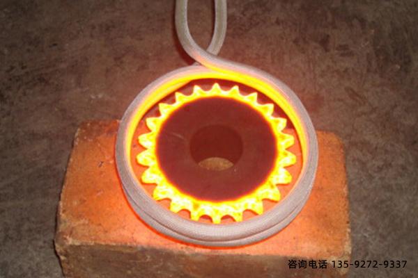 齿轮淬火冷却中的质量问题