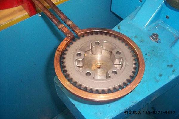 齿轮淬火介质在使用中的变化