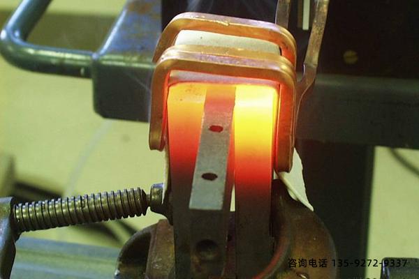 超音频淬火机热处理工艺
