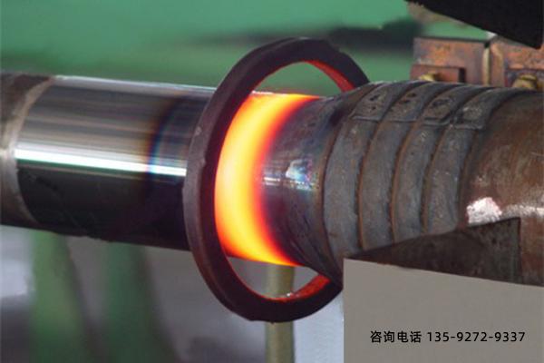 Cr12MoV表面感应淬火机床淬火与回火