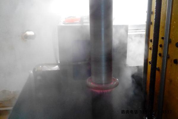 中高频淬火-轴淬火专用设备