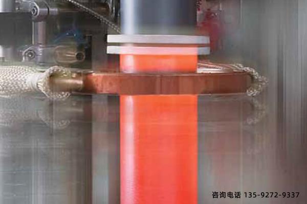 超音频淬火炉对细长轴的热处理工艺改进