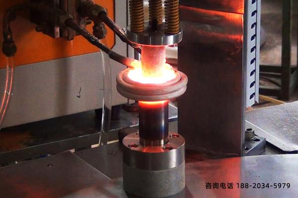 广州高频钎焊机-分辨出热碰极部位