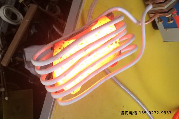 高频淬火机-锤锻模的回火