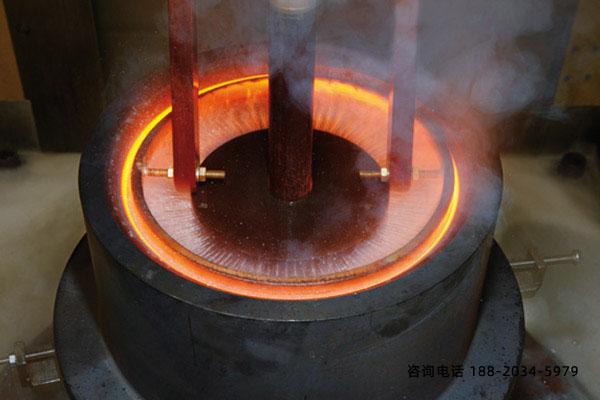 高频淬火设备-金属的组织结构取决于材料和工艺
