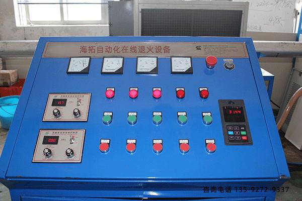 海拓热处理退火设备厂家-上门安装调试
