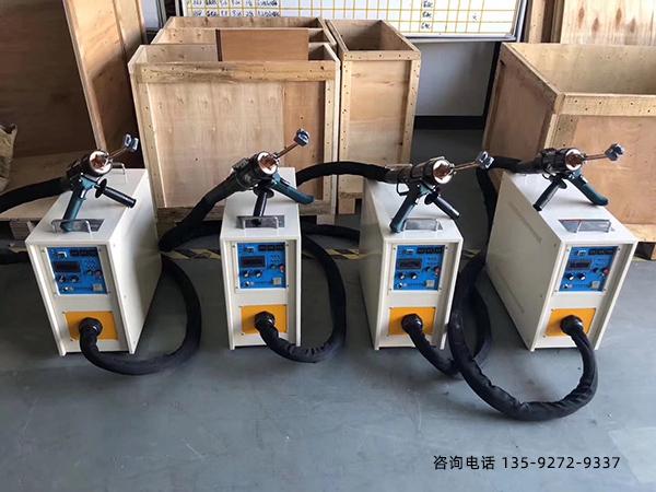 高频感应钎焊机-钎料采用低于原材质