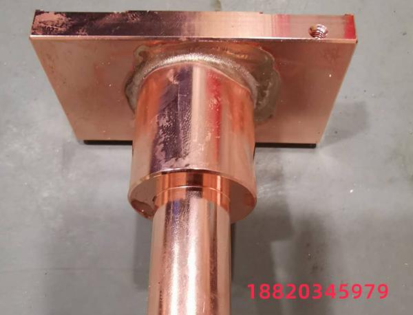 高频感应加热钎焊机-熔态钎料与材料反应性弱