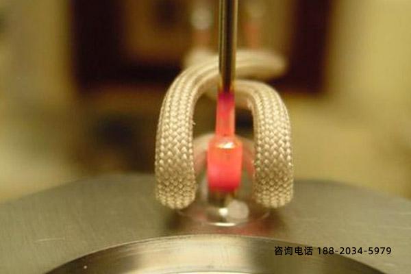 超高频钎焊机的熔态钎料和固态材料