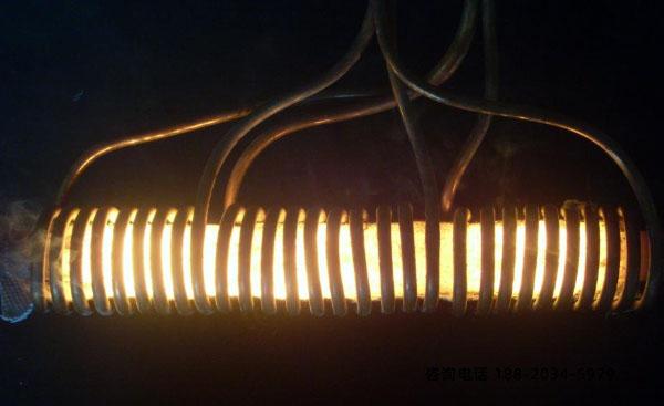 坯料感应加热-铁素体与渗碳体相界面