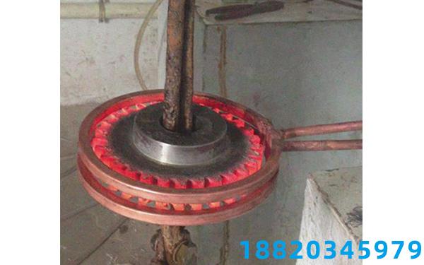 平面淬火机床振荡管的正极特性
