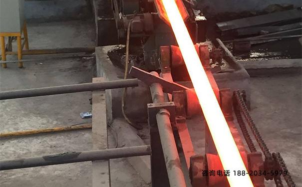 轨道淬火机床-采用双重并联工作的电路