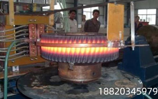 高频淬火设备-感应淬火表面的强化工艺