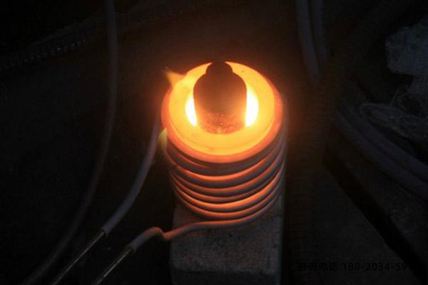 厂家怎样提高感应加热机器的加热效率