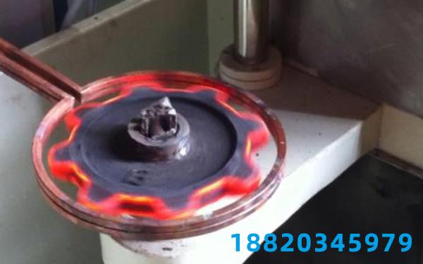 齿轮淬火机床-冠齿轮一次加热