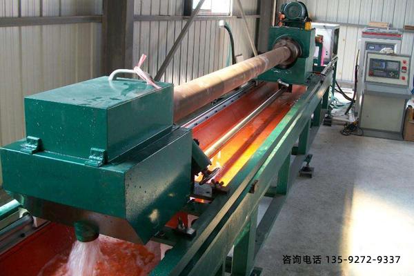 钢材退火设备组装与钢材退火设备检查