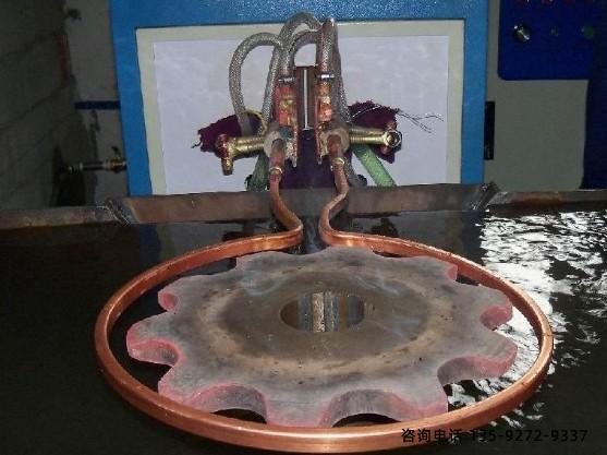 齿轮高频淬火设备-采用外国进口材料