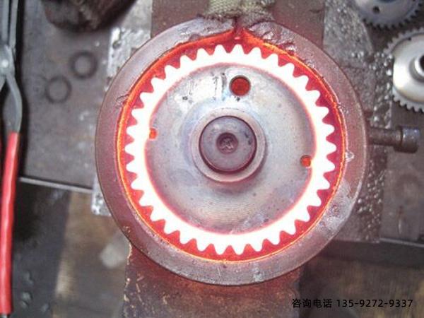齿轮高频淬火机-提高其硬度