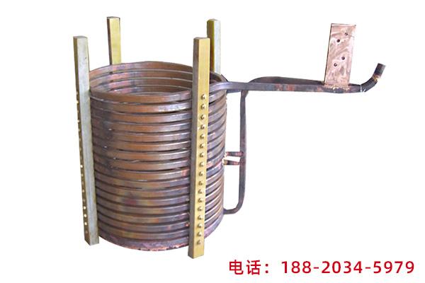 中频炉感应器匝数的计算