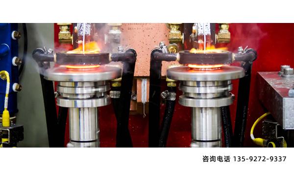 轴类淬火设备-无需人工操作
