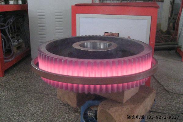 热处理调质设备有哪些优点?