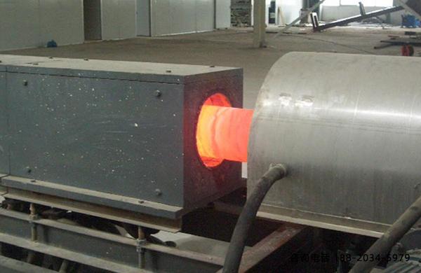海拓铝棒感应加热设备的显著特点-省电30-40%