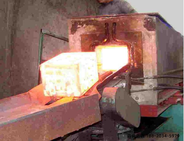 热处理退火设备-更换感应器