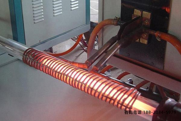 管材表面淬火热处理设备