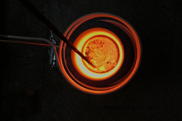 小型熔炼炉-可电流调整