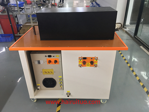 感应钢坯加热炉电源频率的高低直接关系