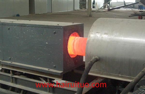 中频淬火炉的优点-能耗低-无污染