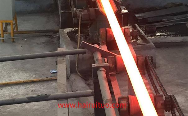 钢管热处理中频淬火设备整体结构